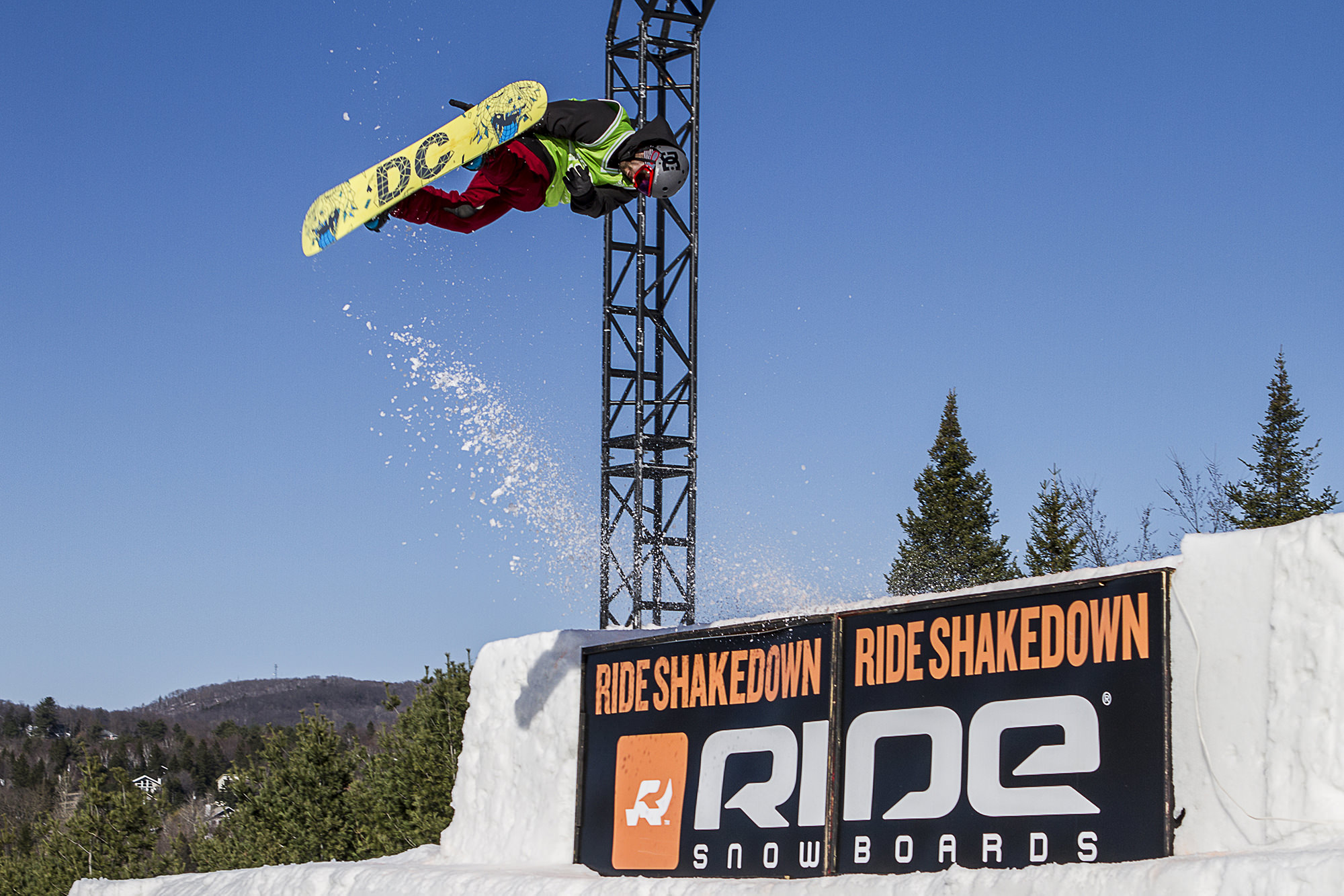 Ride Shakedown 2013 - Saint-Sauveur, Qc