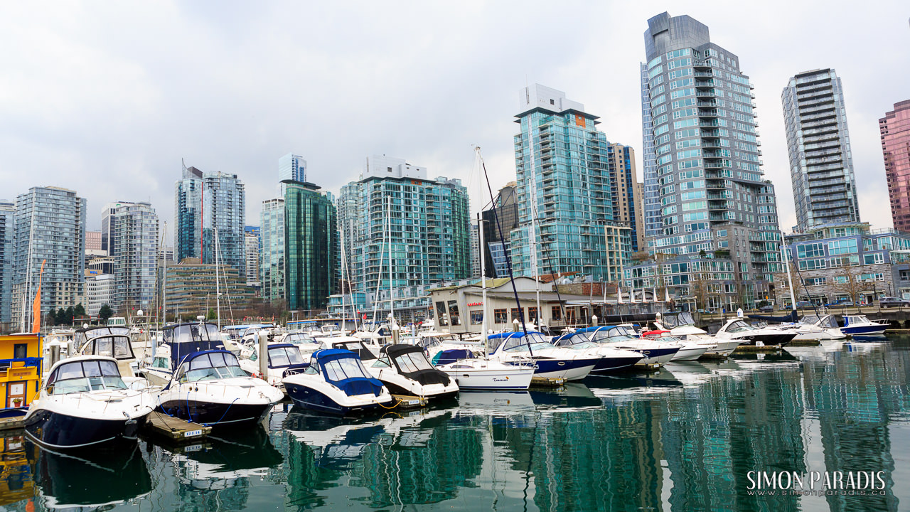 Port of Vancouver, Canada