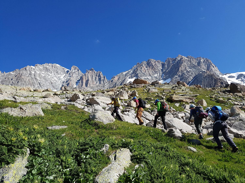 CREA hike