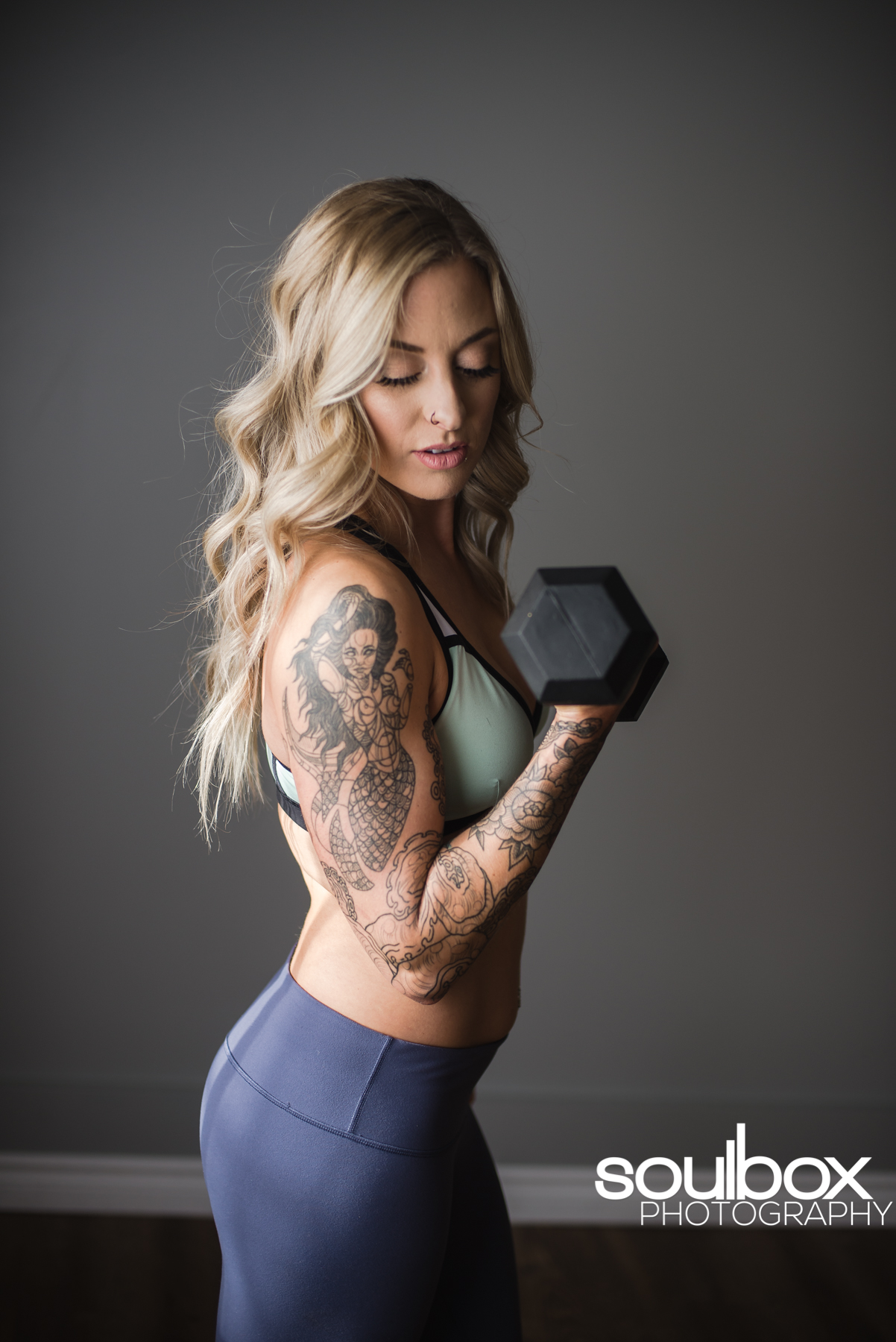 Fitness Photography Red Deer