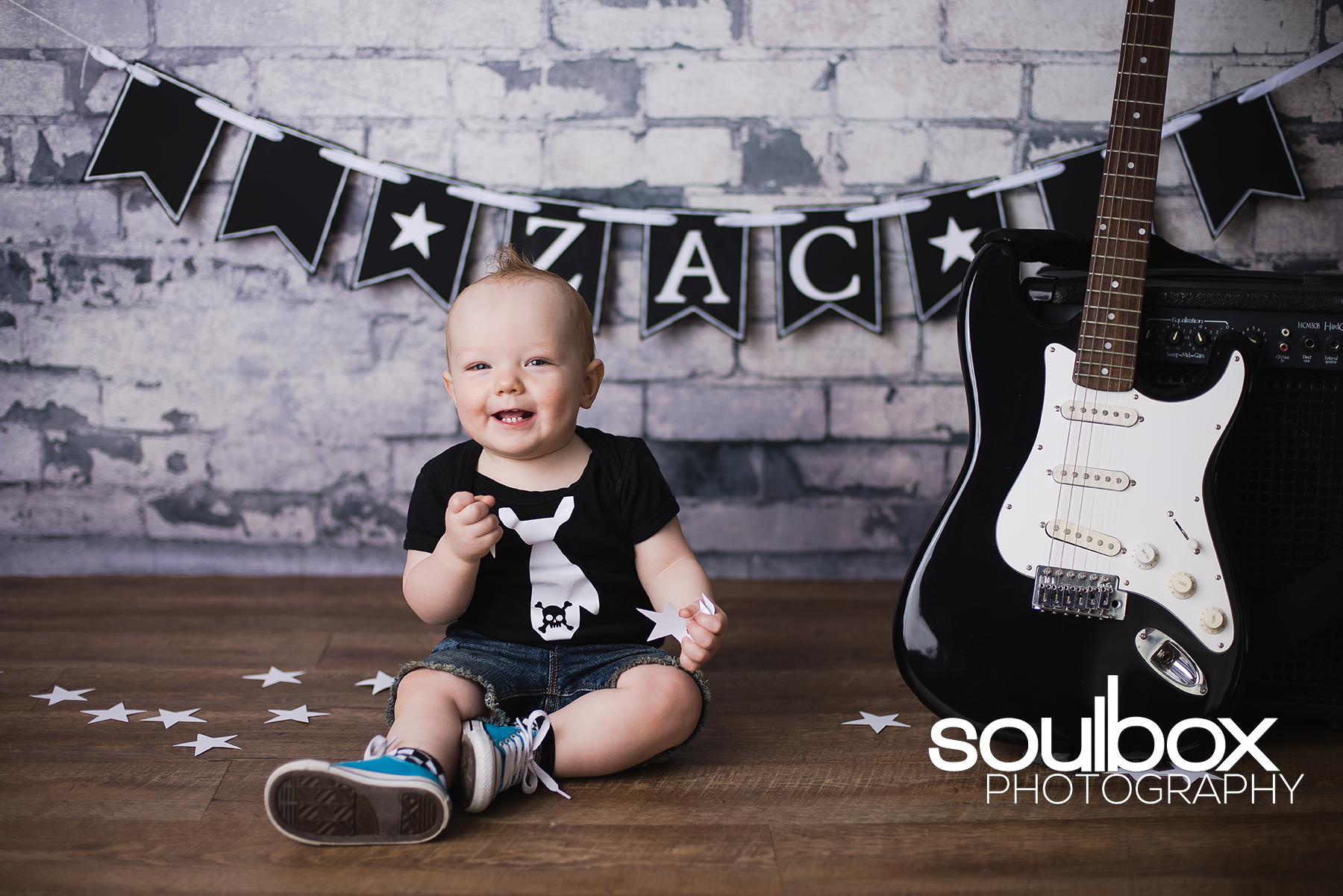 Soulbox Photography Cake Smash Photography