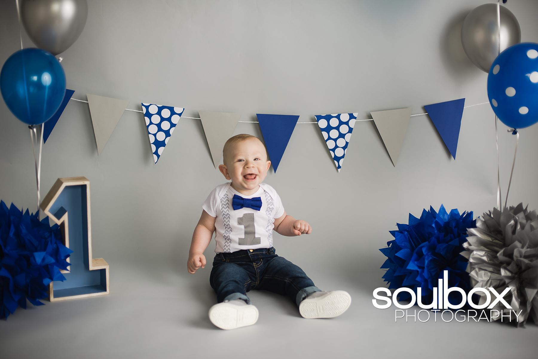 Soulbox Photography Children's Photography Cake Smash