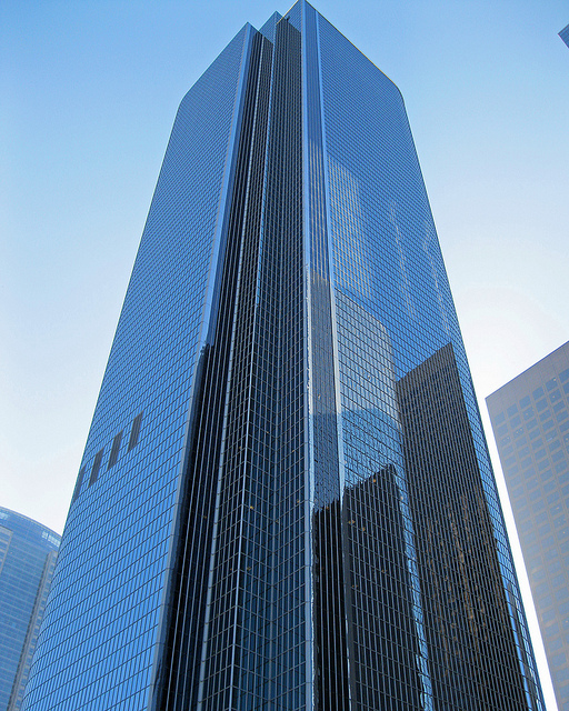 1. DOWNTOWN - Two California Plaza, 350 S. Grand Ave, Los Angeles, CA 90071 - $297.7 million
