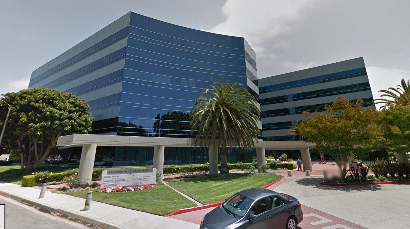 8. EL SEGUNDO: Continental Grand Plaza II, 400 Continental Blvd., El Segundo, CA 90245 - $67.7 million