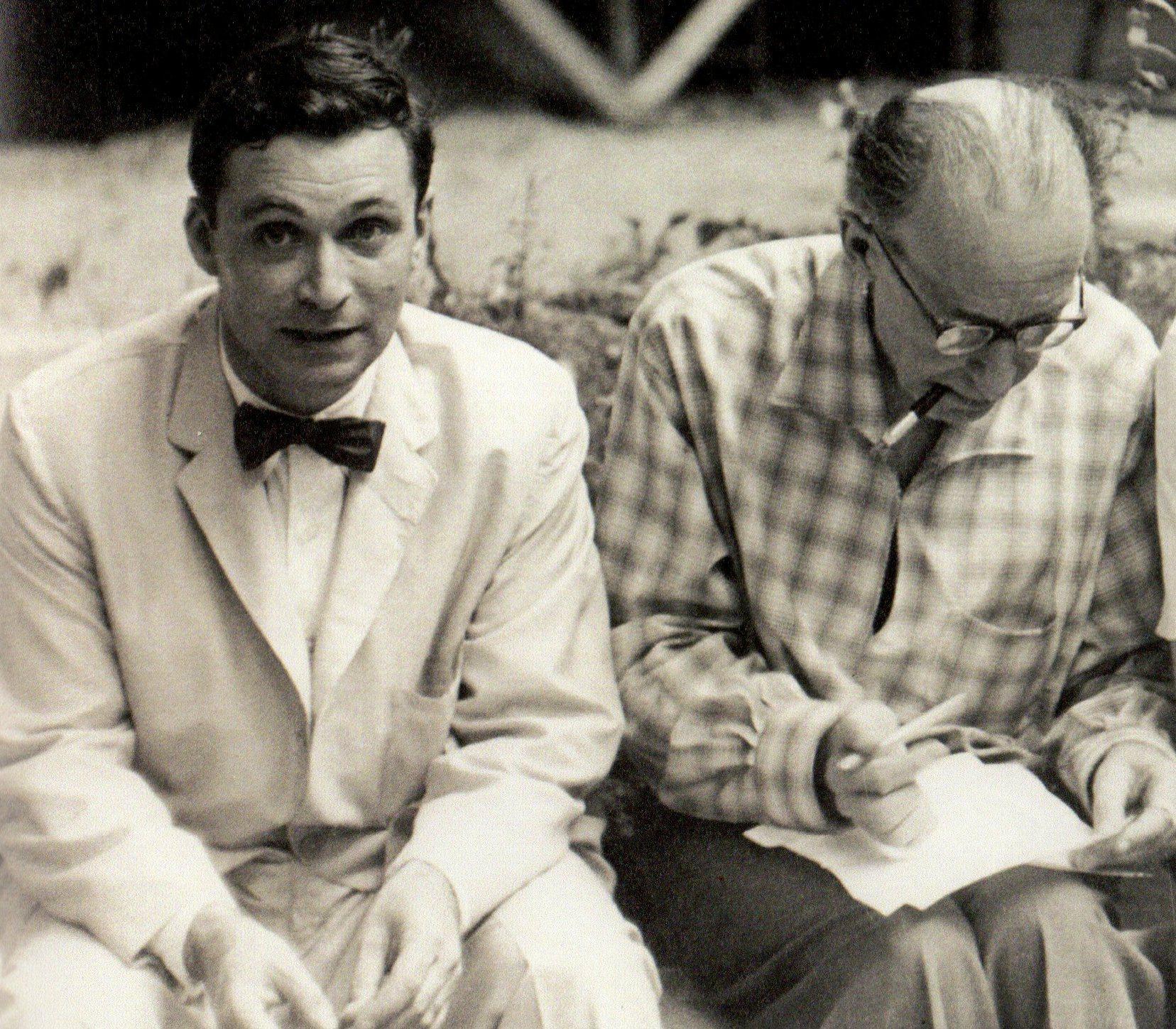 Rewald (left) and Marchutz