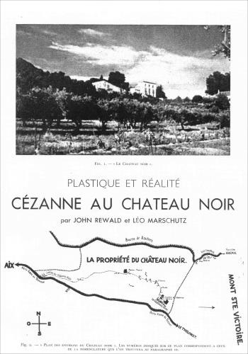 Book Cover, 1936, LéoMarchutz and John Rewald
