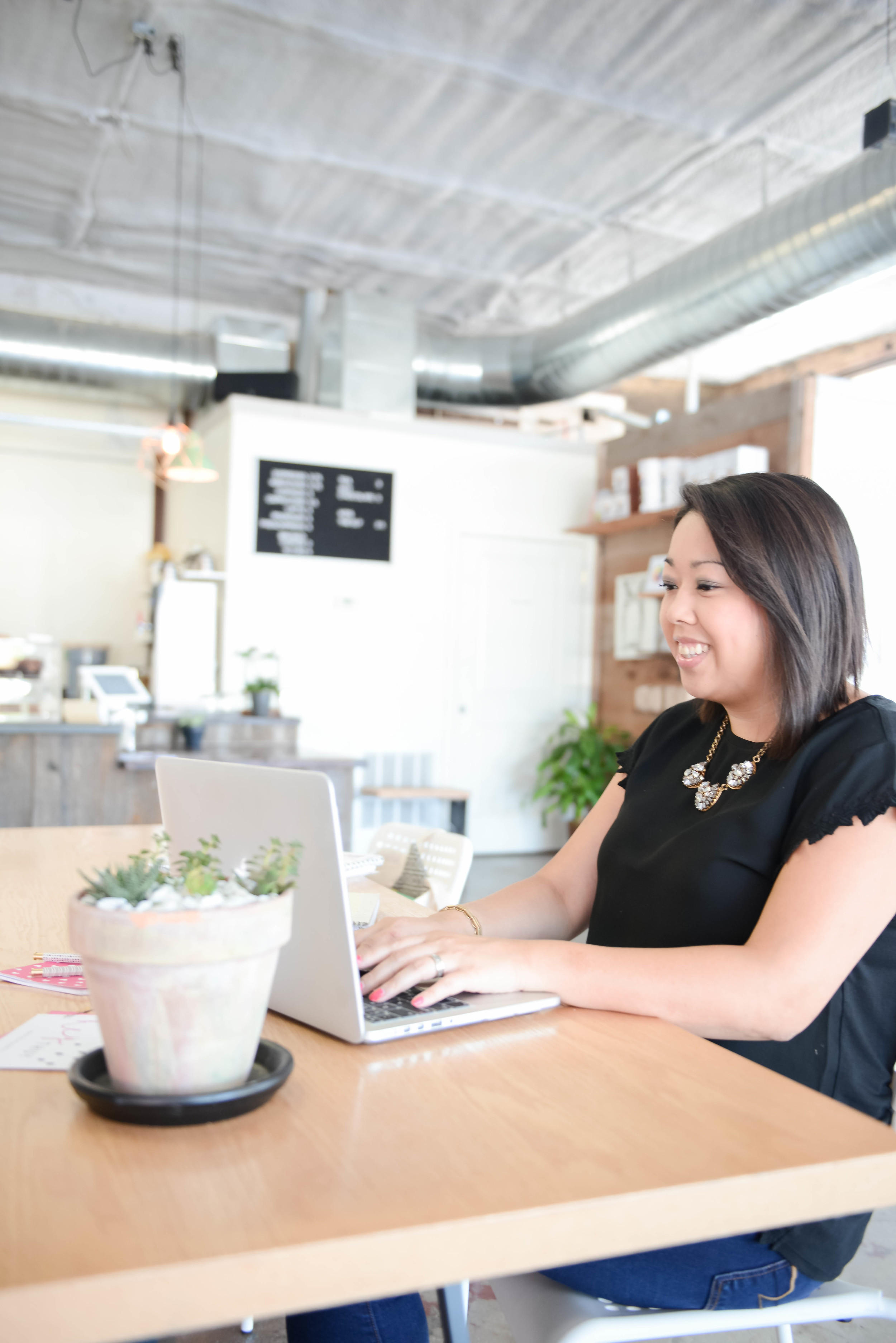 Hey Thuy lifestyle marketing photo session. Become the face of your business!