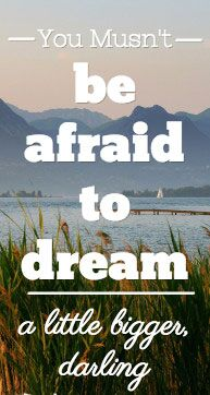 How dreaming up crazy, big goals helps your business grow.