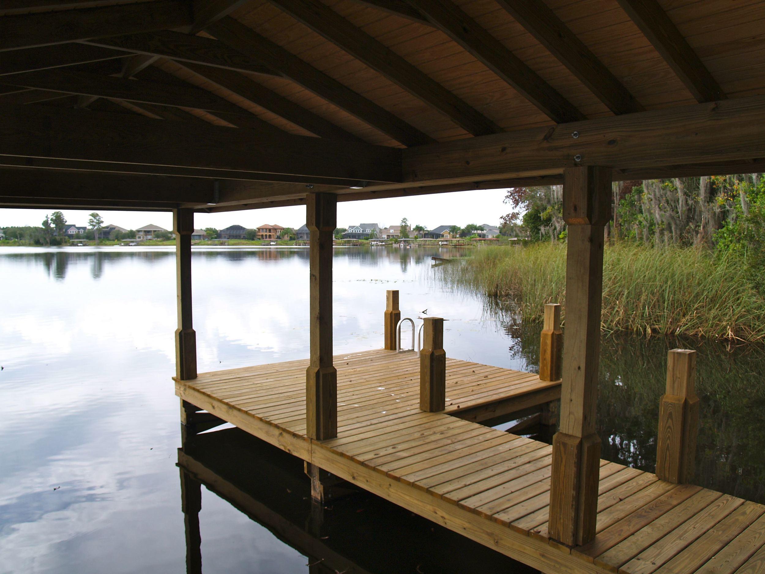 Little Lake Sawyer Dock