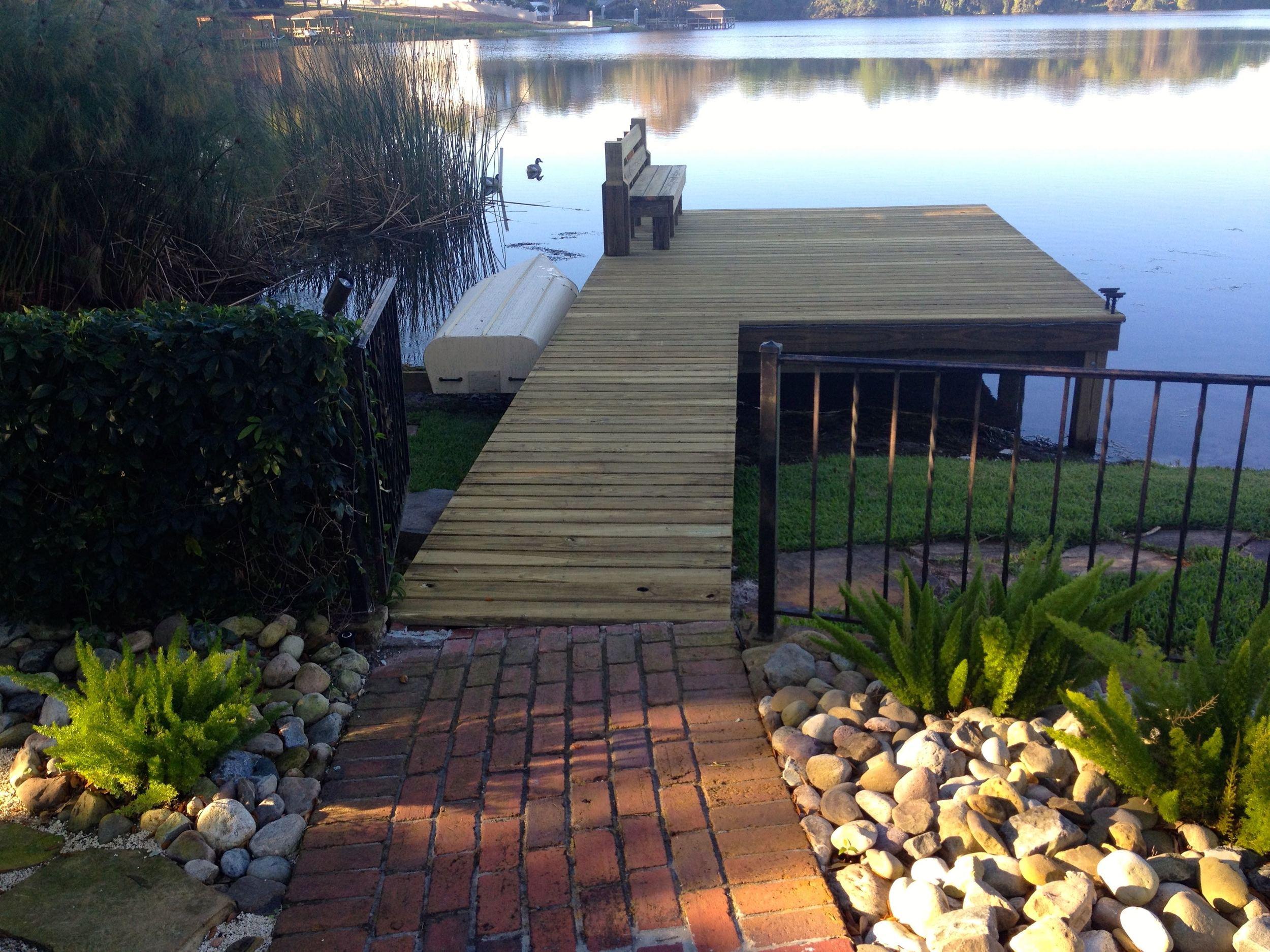 Viewing Dock