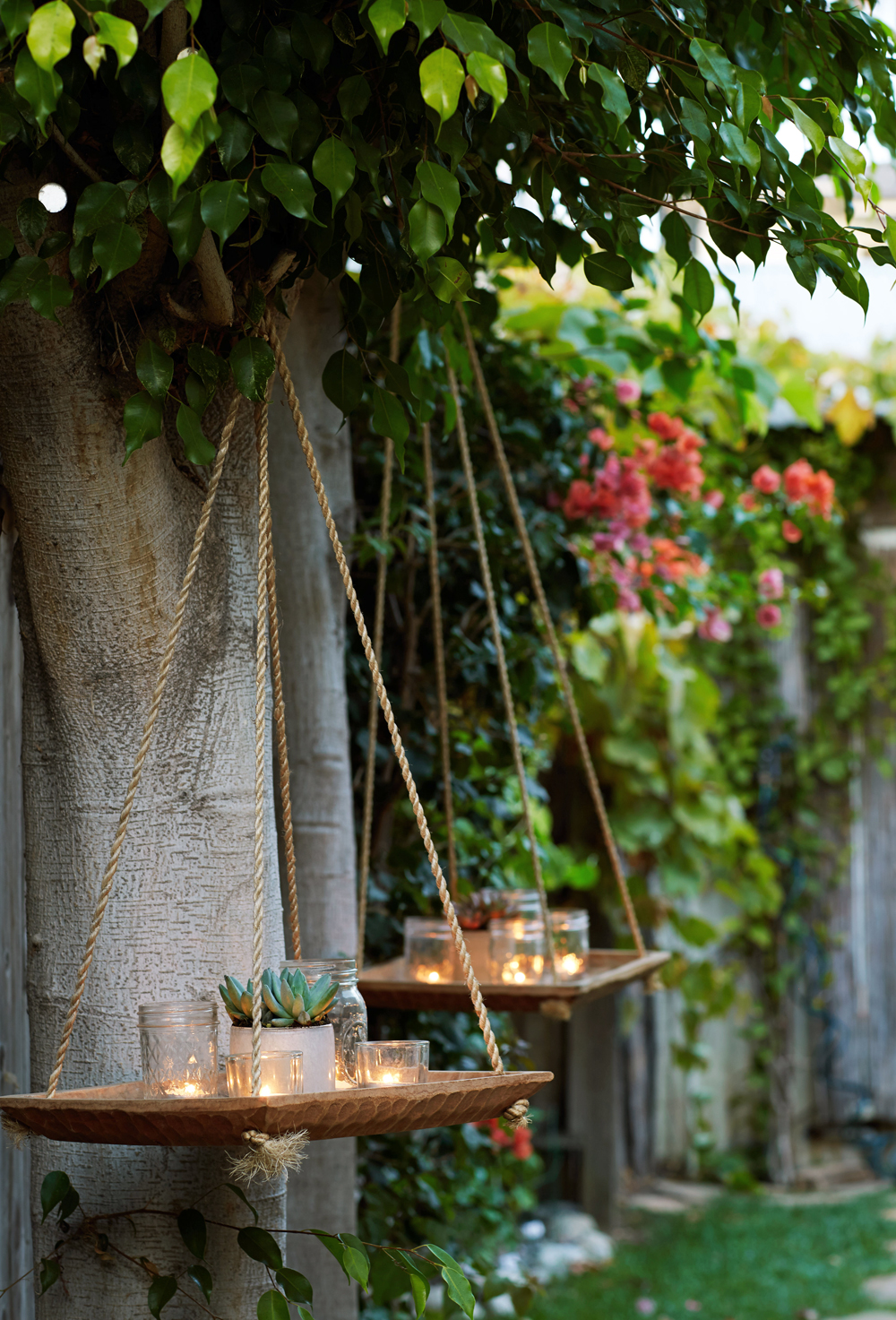 Photo of the Cottage garden by James Tse for THE NEST / THE KNOT Magazines.