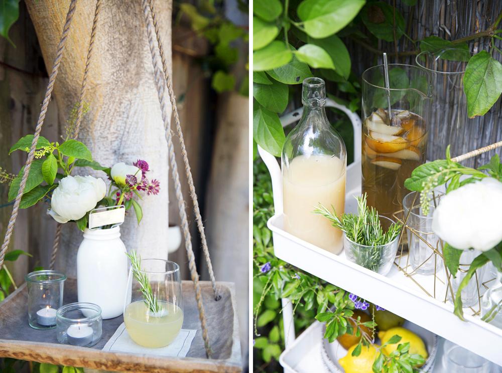 Mocktail recipe by Rachel Mae Furman