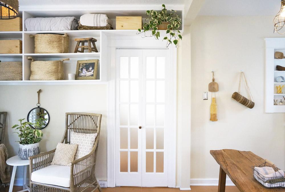 BLOG-Front Tiny Cottage - New BiFold Doors.jpg