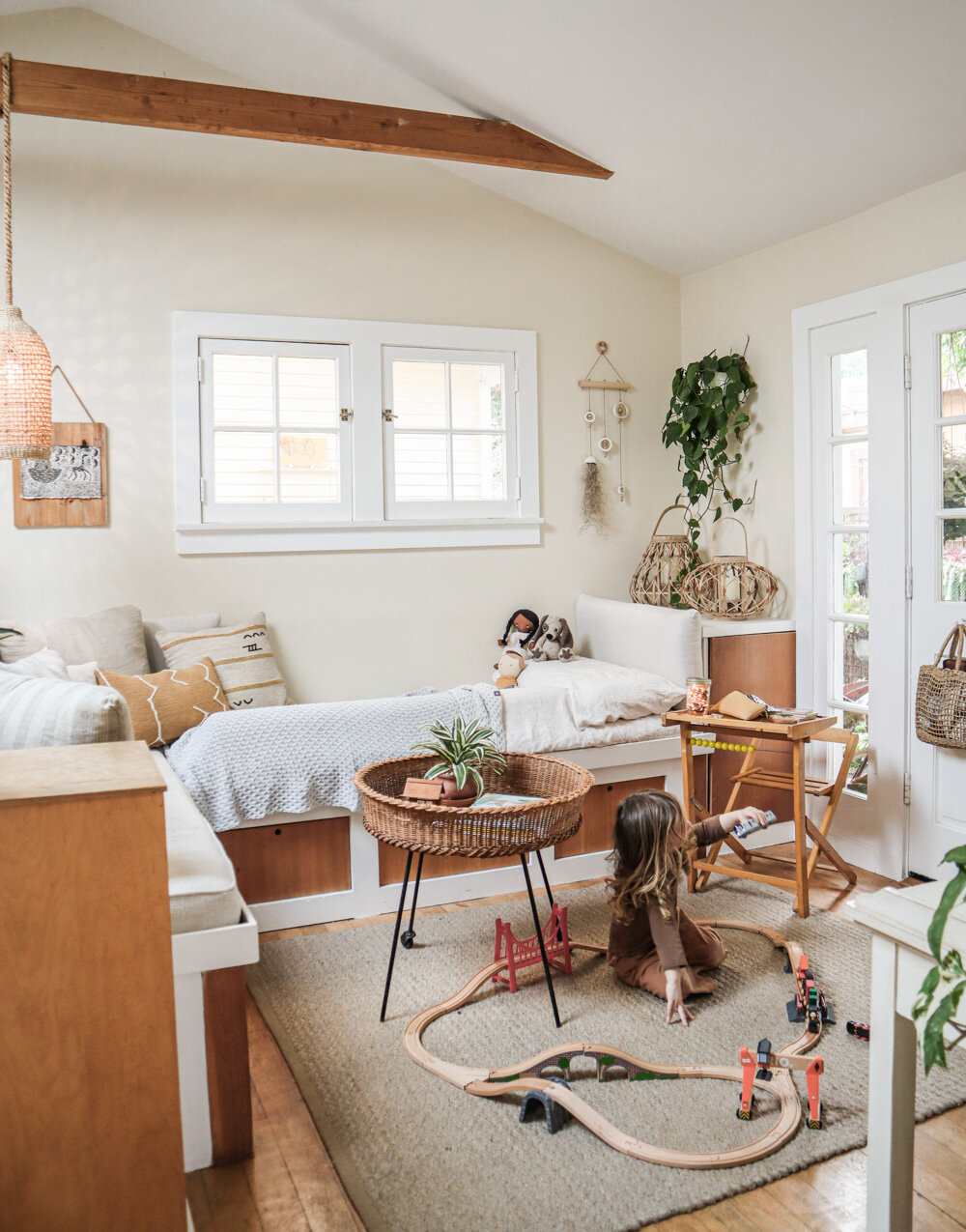 Preschooler Sofa-Bed Updates — The Tiny Canal Cottage