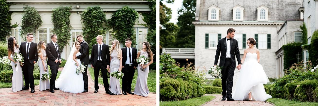 George Eastman Museum Wedding