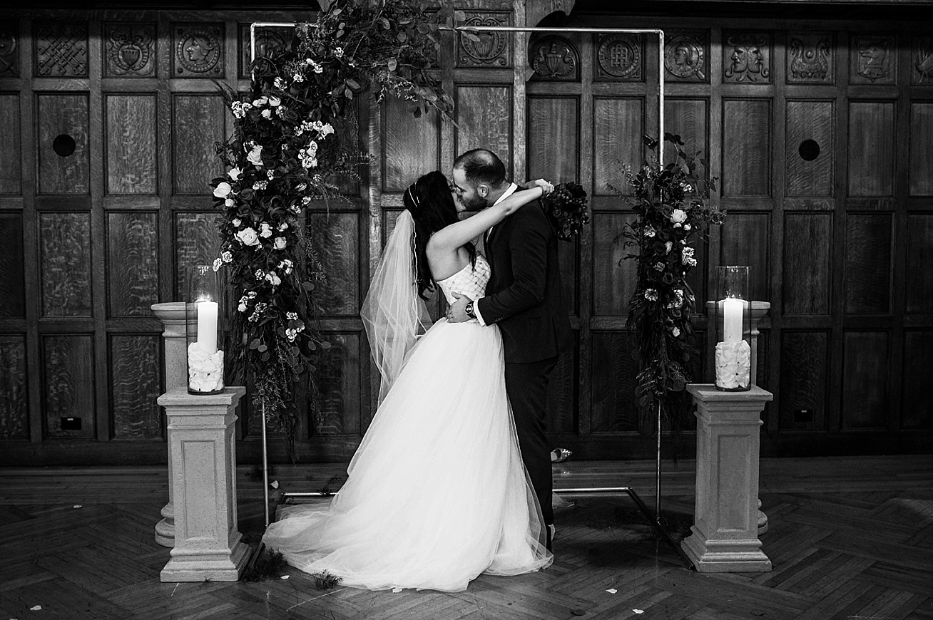Davenport Hotel Wedding