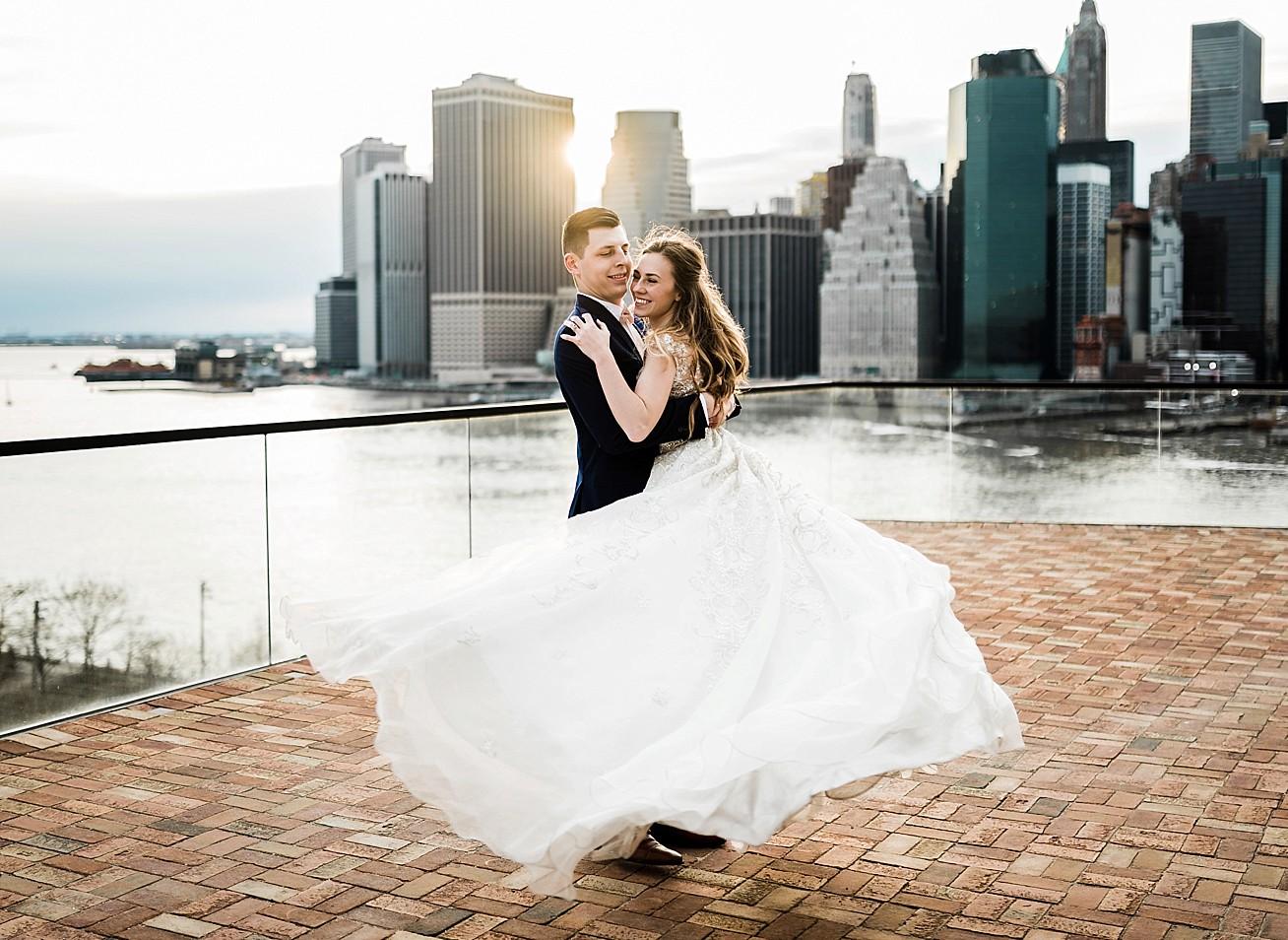 Weddings at 1 Hotel Brooklyn Bridge
