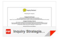 Inquiry Strategies Planning