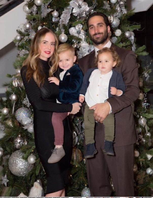 bruno's family -