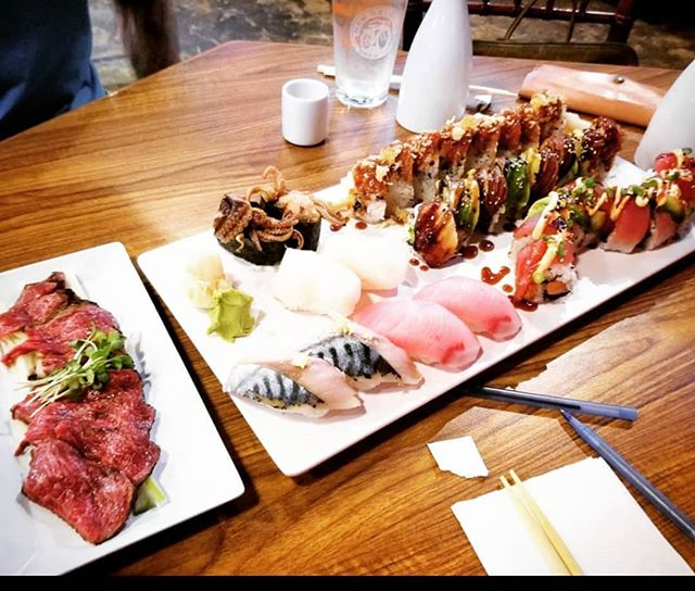 Sushi lifeeeee🍣💪 . Killer Pic @olganoes👍 . . .
