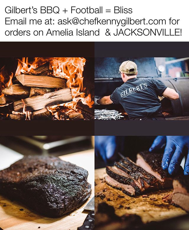 Hit us up! We have some delicious Que, sides and southern specialties!!!! #904 #bbq #floridabbq #florida