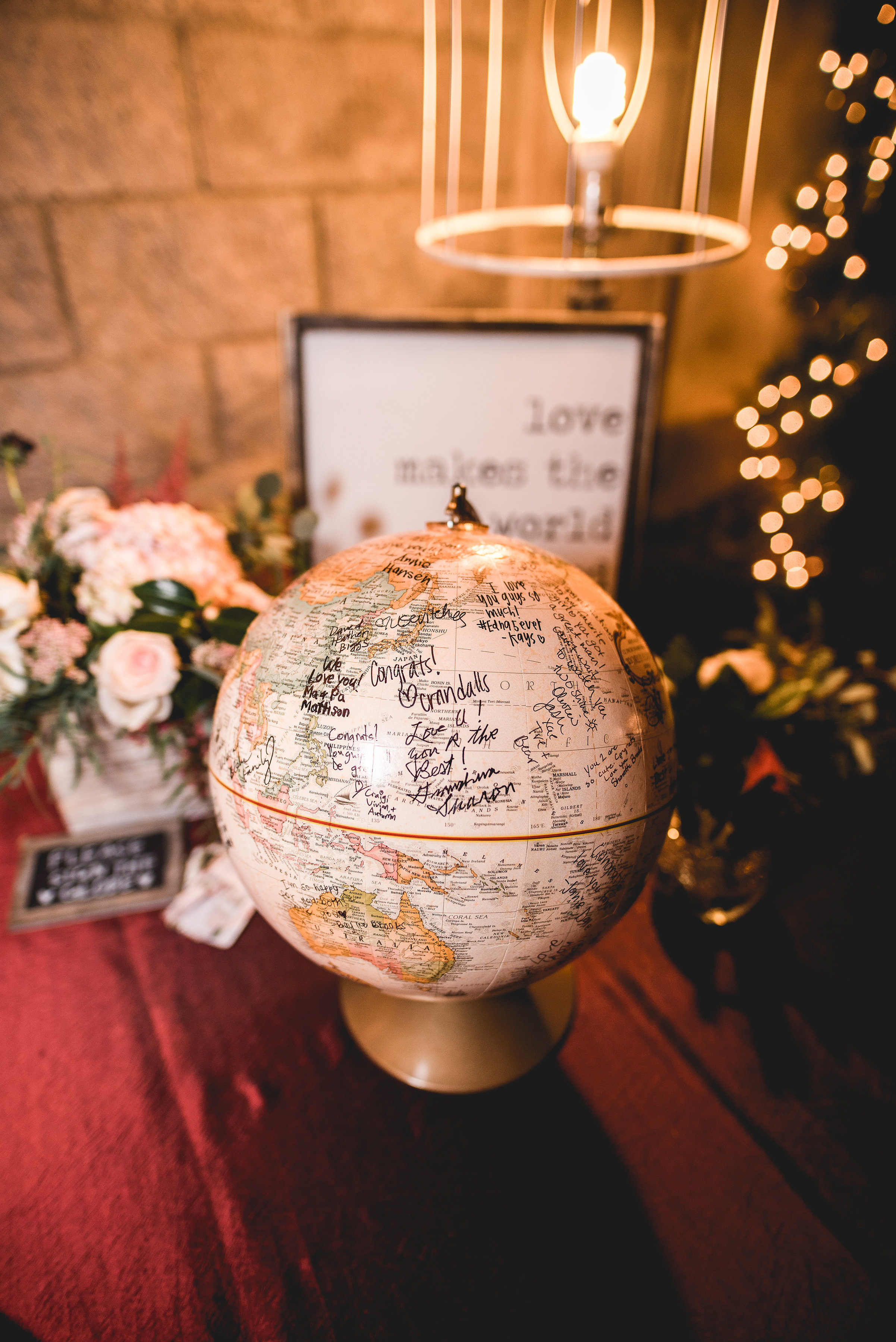Sign Here... - 10.Ask someone to help with your sign-in table – usher/wedding attendant – they should greet guest tell them where to place gifts and make sure they sign your book. It makes a huge difference!