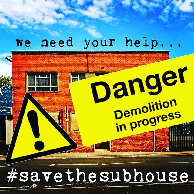 So News from @somerset_live has today come to light that the bulldozers are moving in and it seems we are moving out... the only way we can stay is with your help... #savethesubhouse is our mission...don't let the developers win, please send your support and challenge Mendip District Council to keep us going. The case officer is Flora.Firtips@mendip.gov.uk #wewontgowithoutafight #chainedtothebuilding #theymaytakeourlivesbuttheywillnevertakeourfreedom #wells #somerset #numberoneontripadvisor