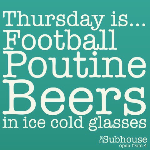 #thursdaybeers #footyonthetele #outsidescreen #poutine #burgers #beers #icecoldglasses #food #football #bobbysgonetocardiff😢 #openfrom4 #seeyoulater #england #worldcup #russia2018 #willwebegroupwinners #wewontbeplayingzegermans #enjoythesunshine
