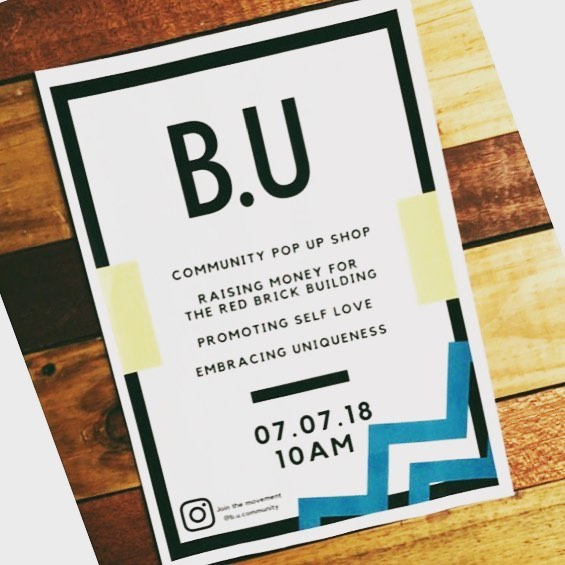 Mission for you all... get over to @redbrickbuilding  tomorrow morning at 10am for this amazing pop up... like the @b.u.community insta page and get yourself some amazing new threads and really unbelievable prices!  Lads, ladies and kids! #keepitlocal #bu #independent #wells #glastonbury #somerset #ich
