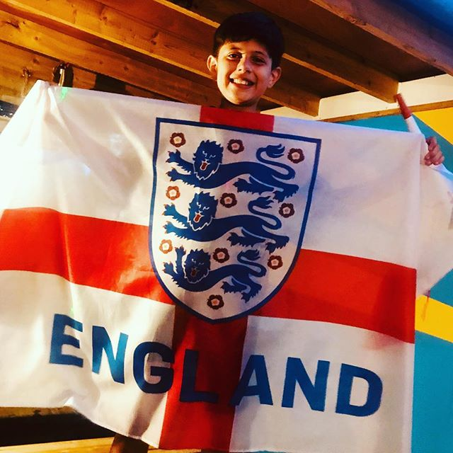 So we didn't quite make it... but one thing we do know is that it's brought the whole country together! Some have experienced things they never have... the smiles, cheers and fun we have had here @the_subhouse during this @fifaworldcup will forever be remembered! Till next time people.... #england #footballisafunnyoldgame #onlytwoyearstilltheeuros #wesaluteyouall