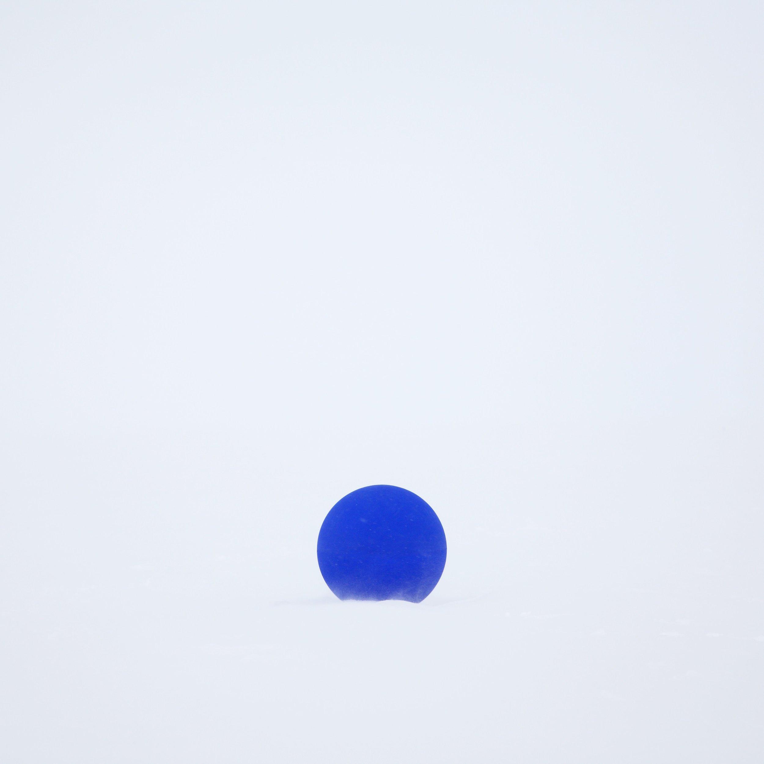 """STELLAR AXIS: ANTARCTICA (ALTAIR)  2014 PIGMENT PRINT 60 x 60"""" EDITION 2/5  INQUIRE"""