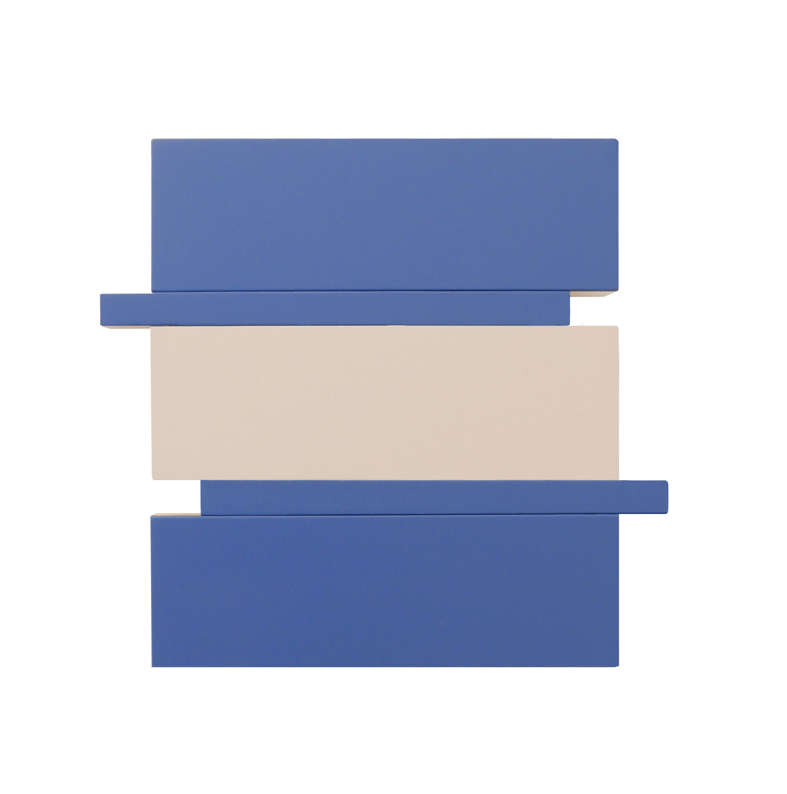 STACK - BLUE, CANVAS