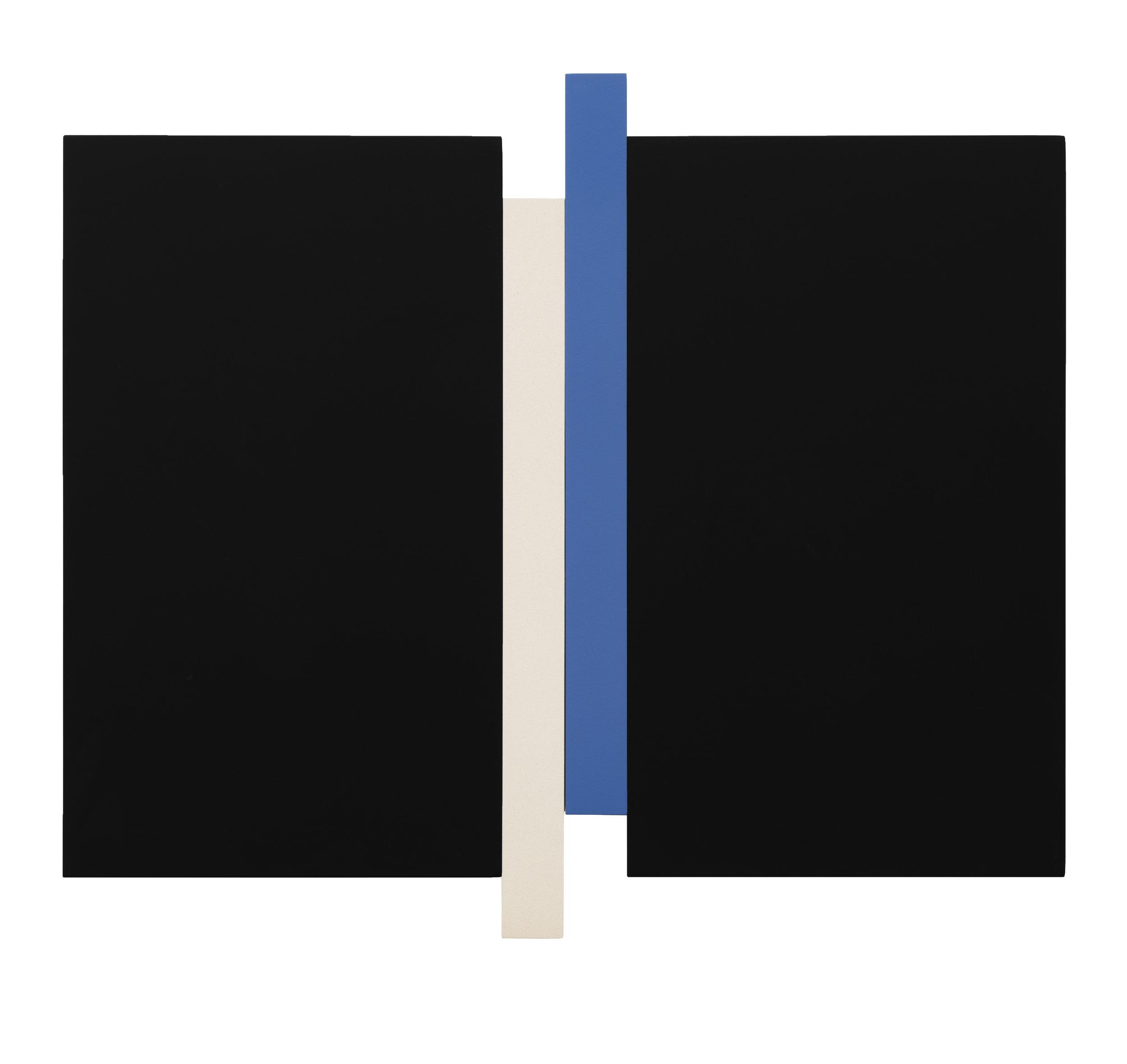 ARUPA - BLACK, BLUE, CANVAS