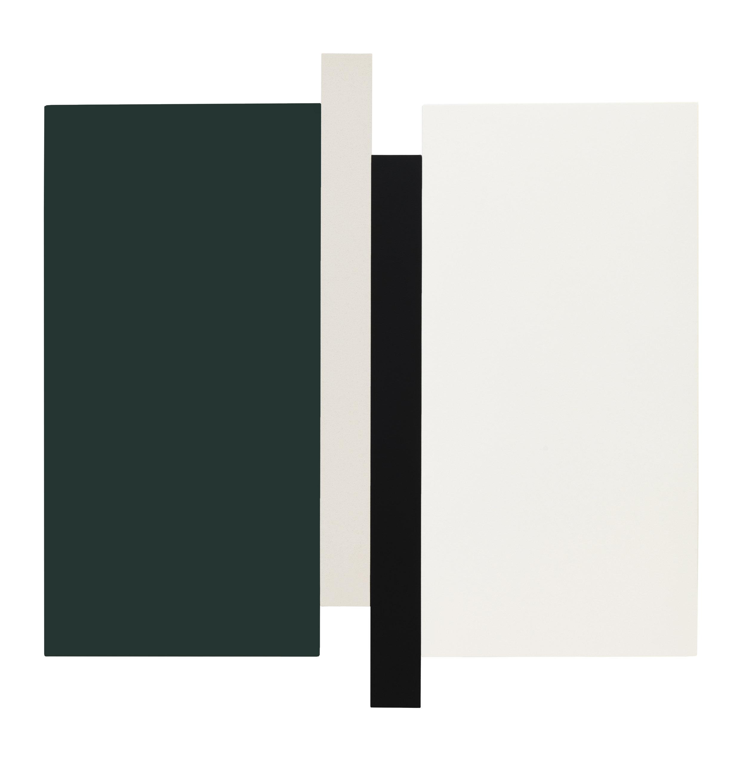 ARUPA - GREEN, CANVAS, BLACK
