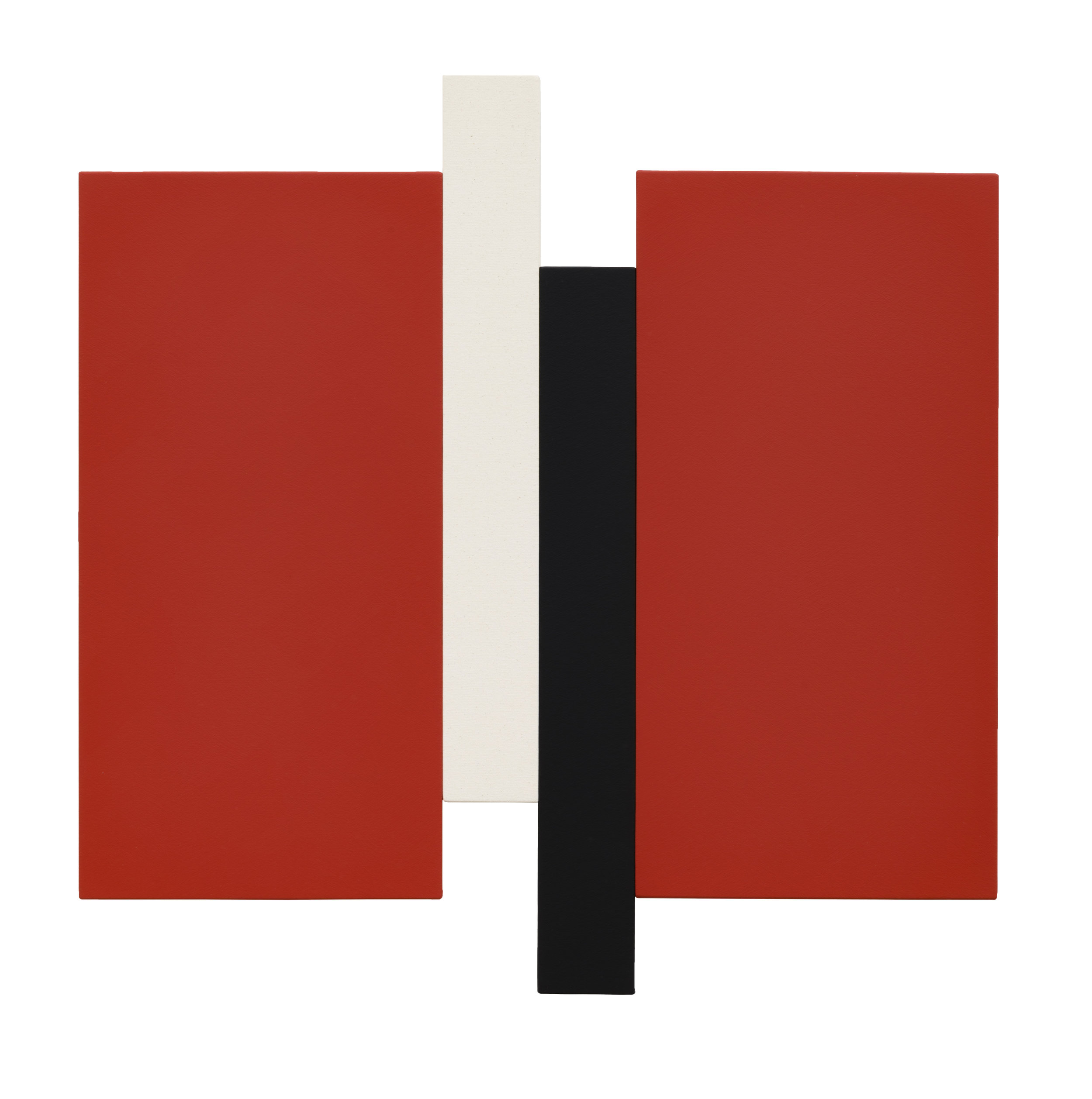 ARUPA - RED, BLACK, CANVAS