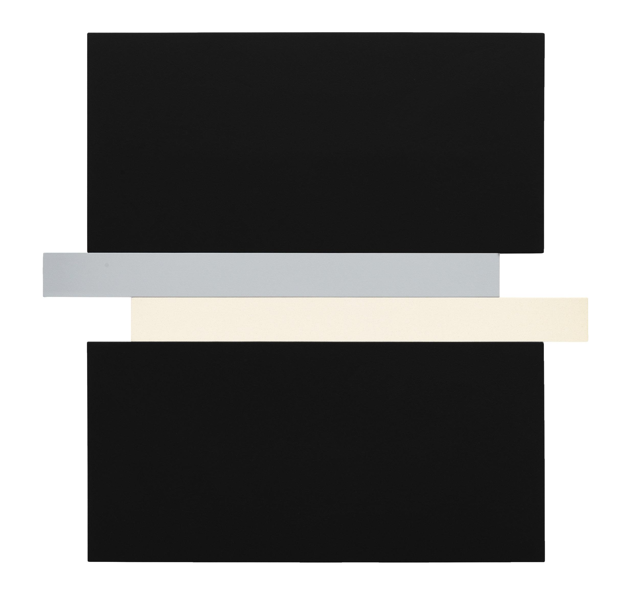 COMPRESSION - BLACK, GREY, CANVAS