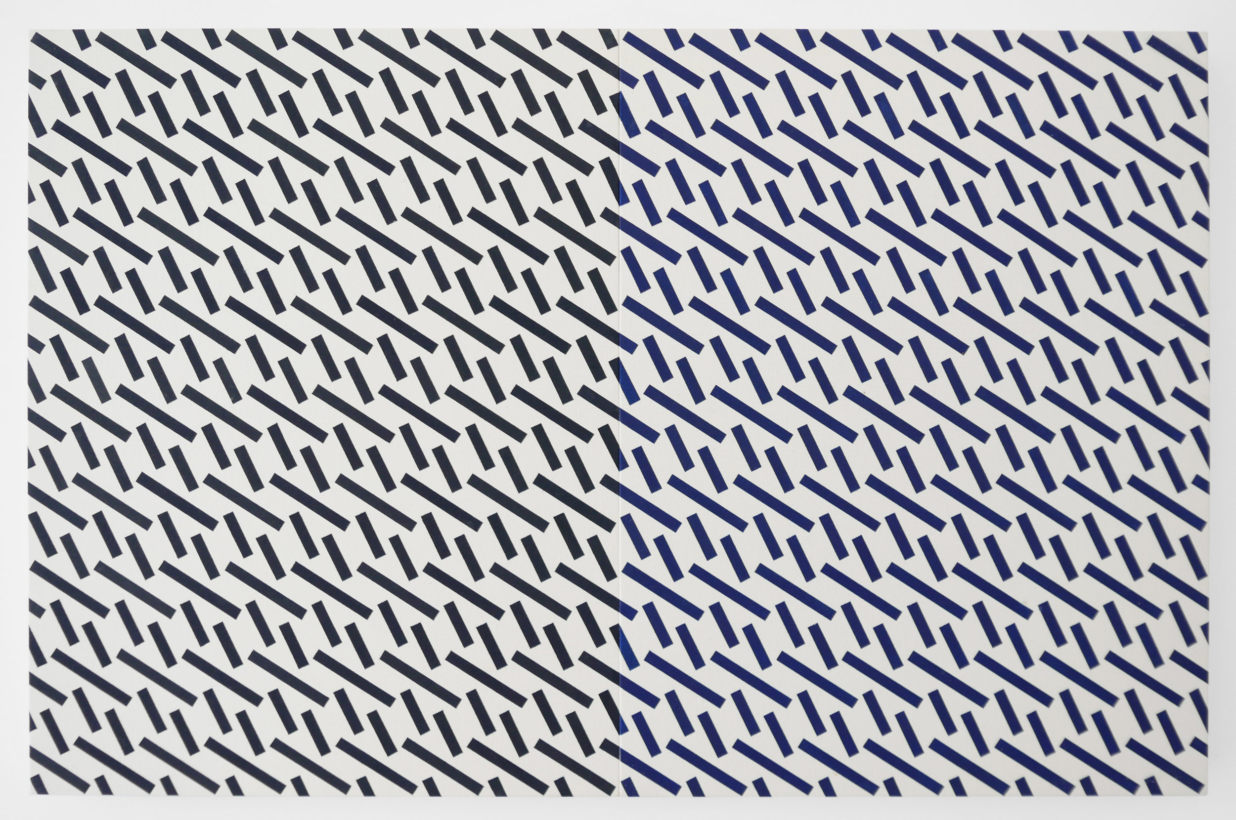John M. Miller, 'Untitled', 2009, Acrylic Resin on Raw Canvas, 26.75 x 41.25 inches_2.jpg