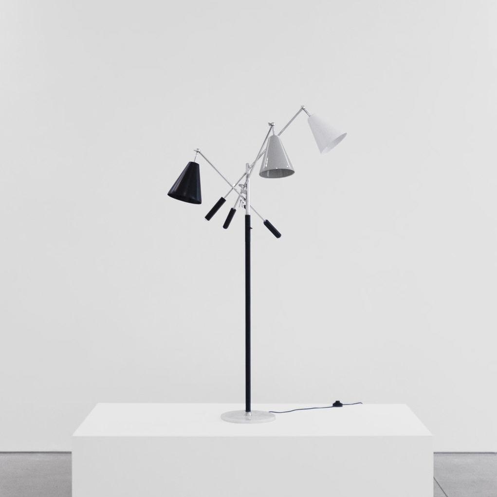 ARREDOLUCE TRIeNNAL FLOOR LAMP  C. 1960 - 1969 ...