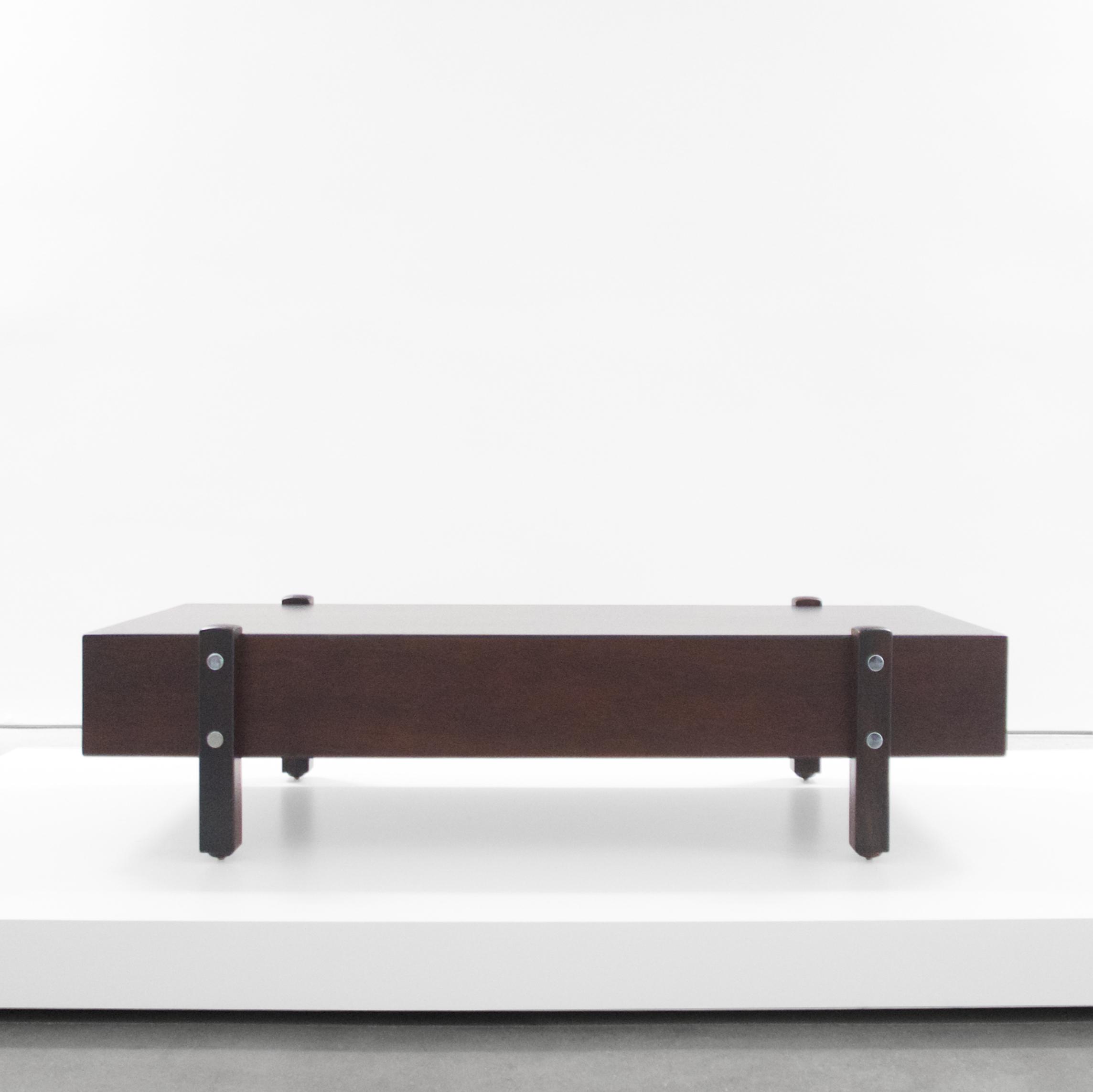 sergio rodrigues  eleh bench for aros  c. 1965 ...