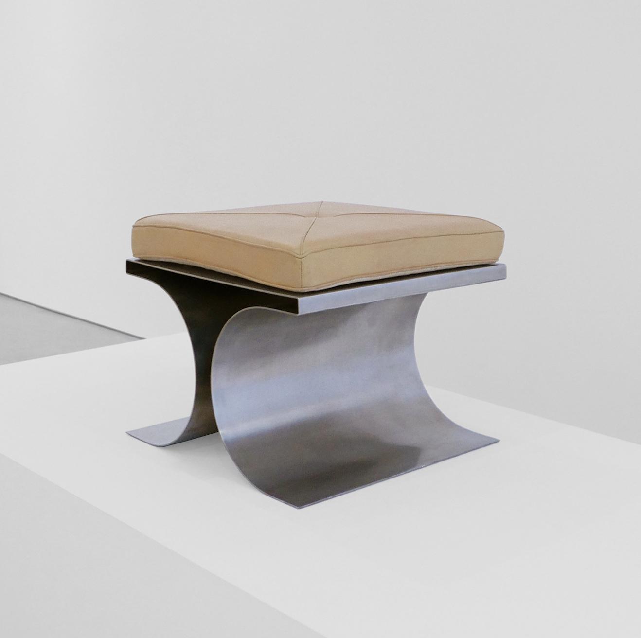 michel boyer  'x' stool  c. 1968 ...