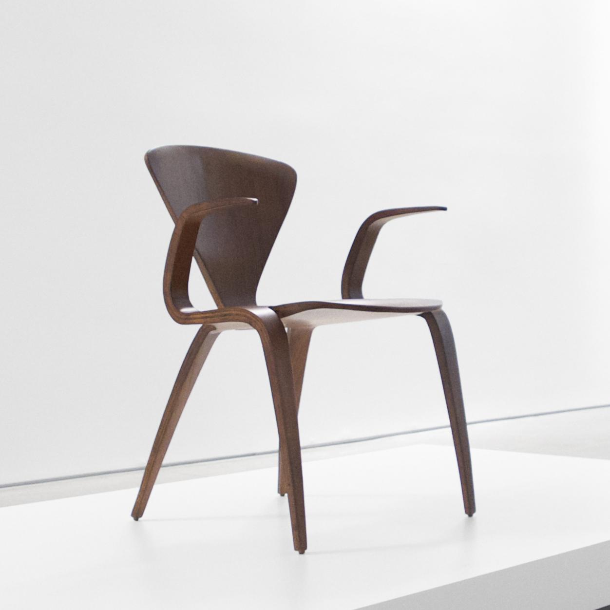 norman cherner  rare prototype armchair for plycraft  c. 1960 - 1969 ...