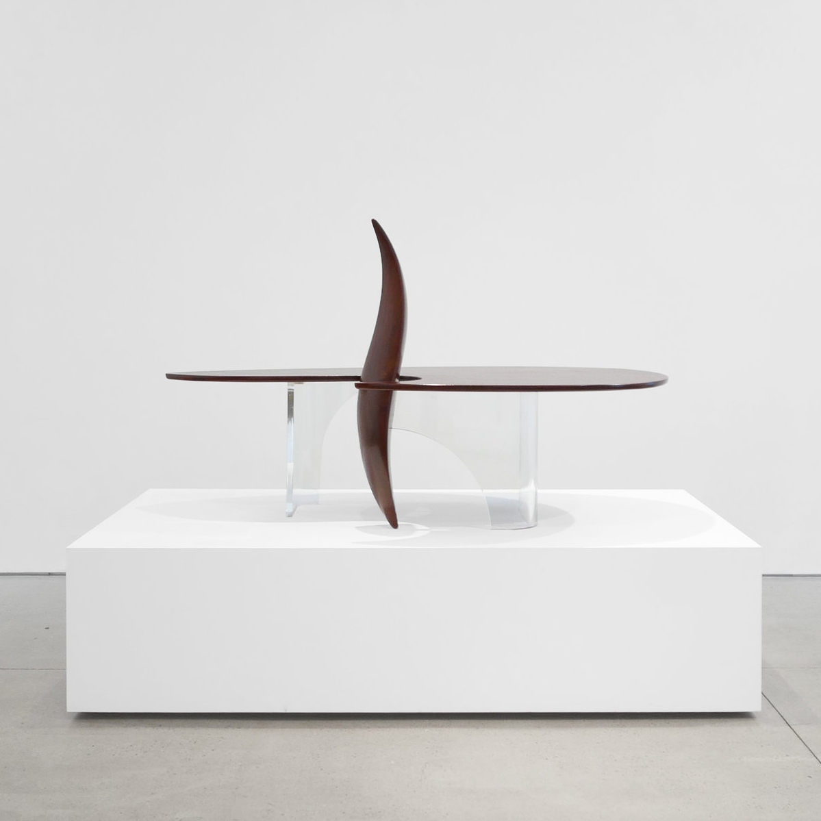 michael coffey  'encounter' coffee table  c. 1979 ...