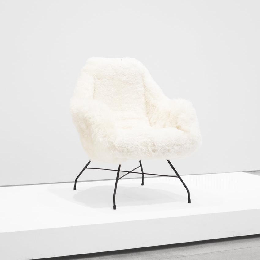 Eisler & hauner  armchair  c. 1950s ...