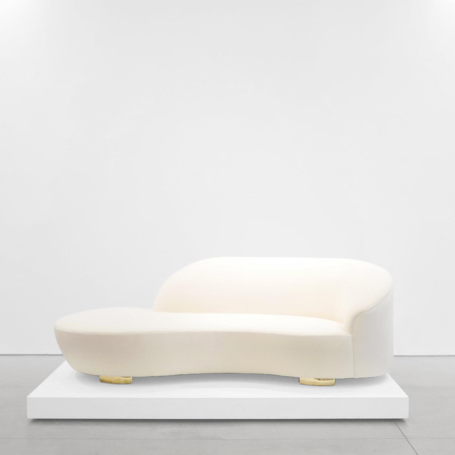 vladimir kagan  'cloud' sofa  c. 1970 - 1979 ...
