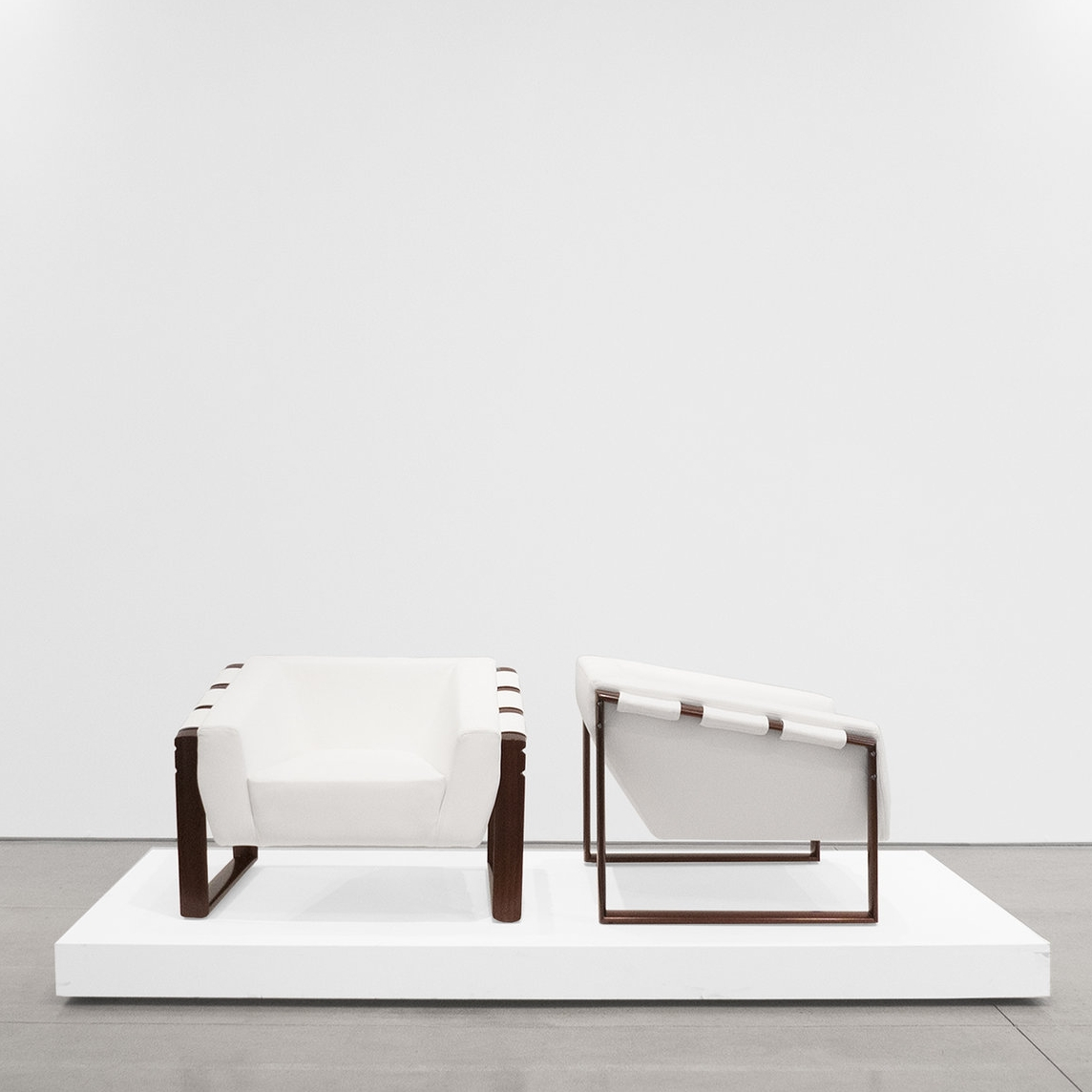 Percival lafer  percival lounge chairs  c. 1970s ...