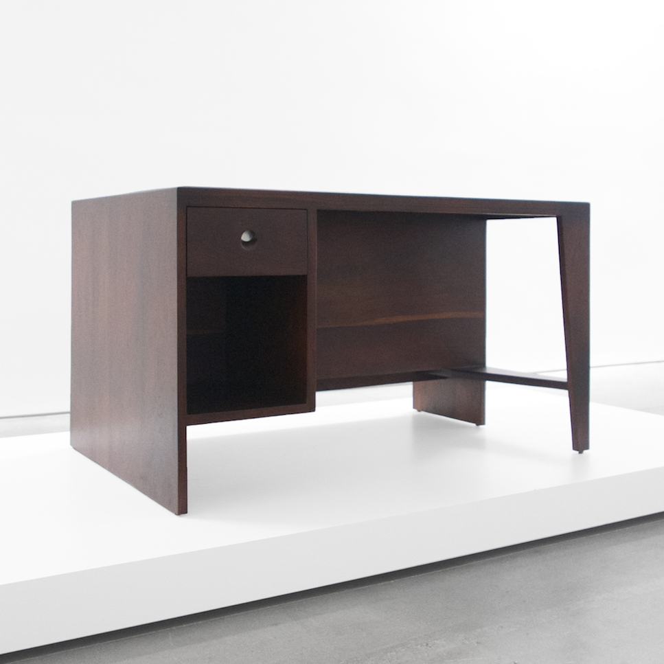 pierre jeanneret  indian rosewood desk  c. 1958 - 1967 ...