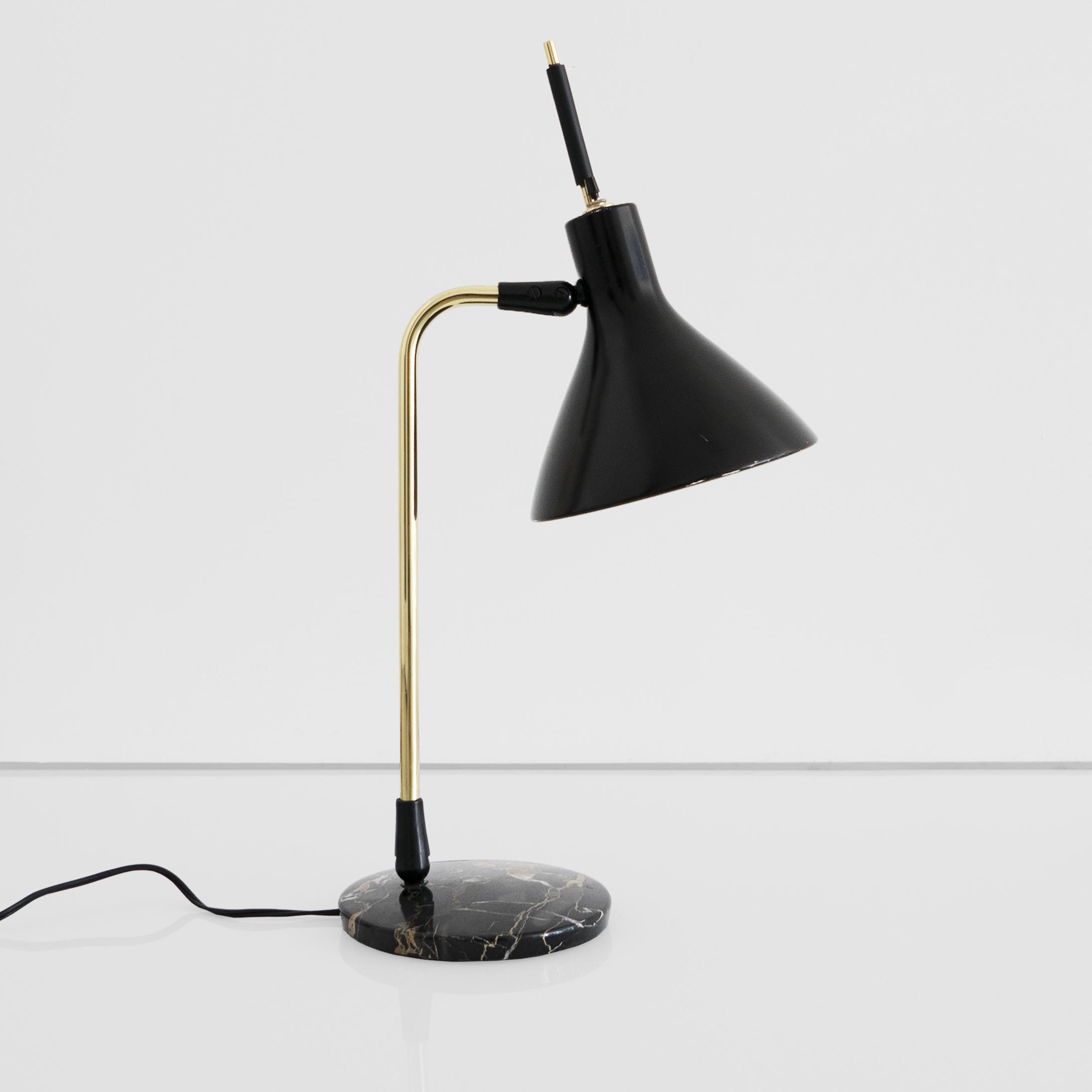 mid-century table lamp  ...
