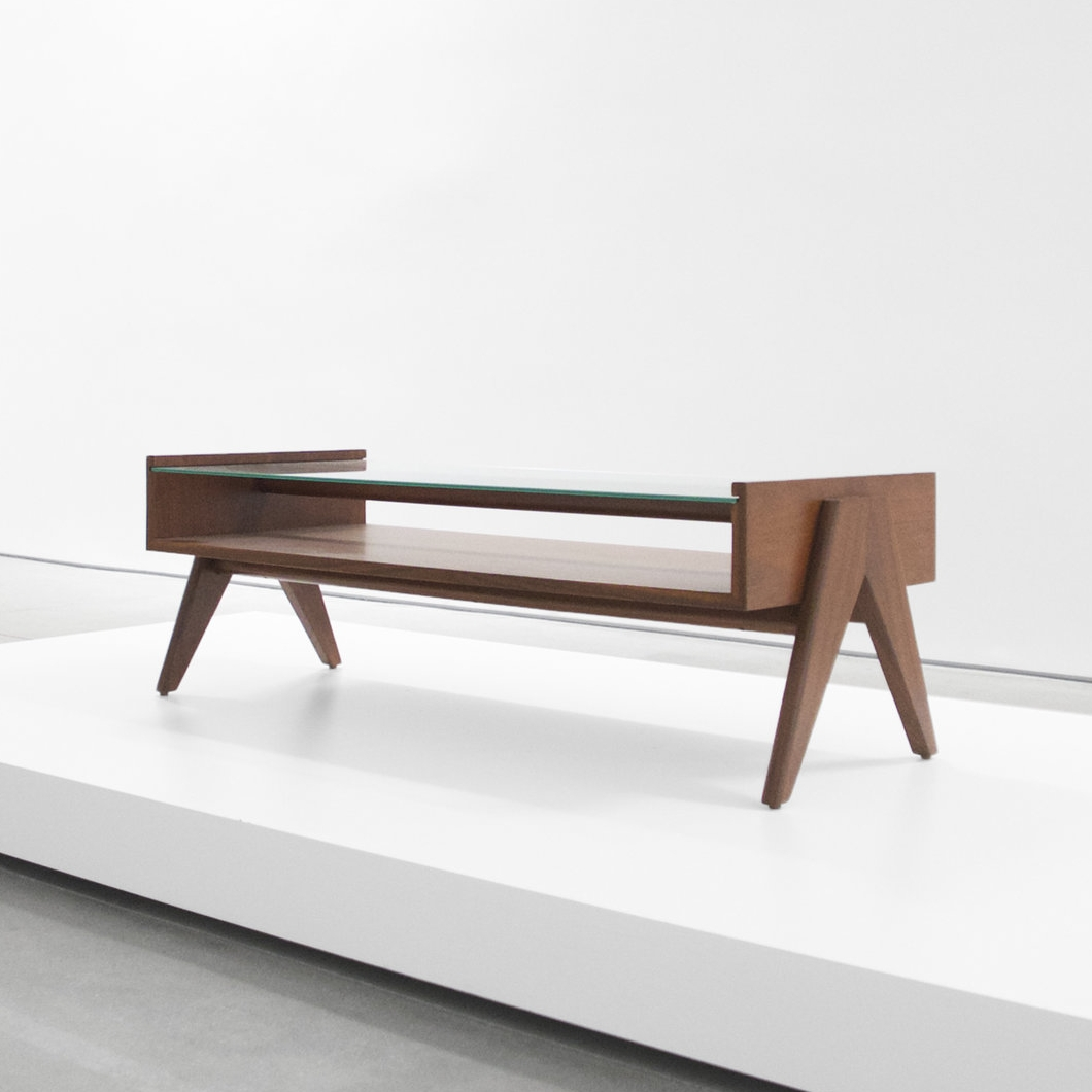 PIerre jeanneret  Coffee Table from Chandigarh  c. 1960 ...