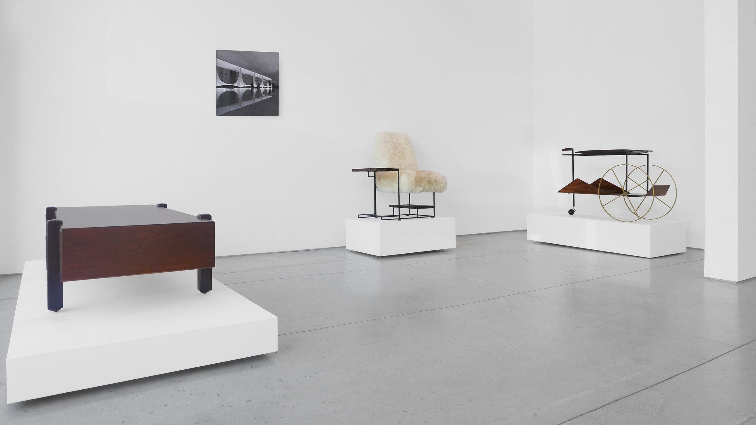 Design Brasileiro, Curated by Ulysses de Santi, Peter Blake Gallery, 2018, Installation View_3.jpg