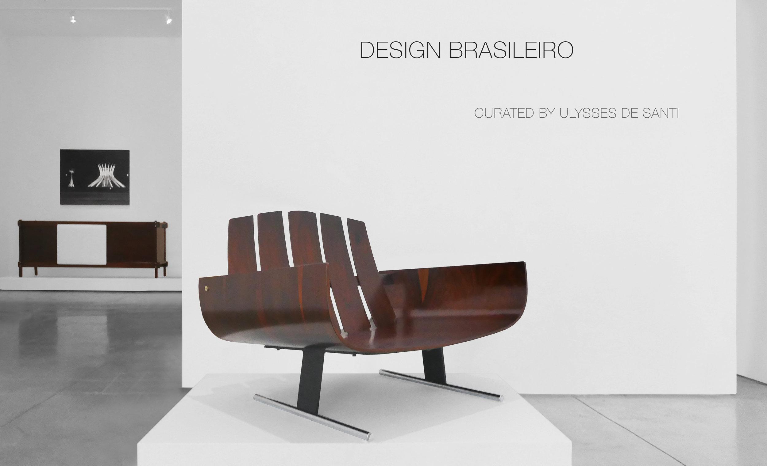 Design Brasileiro, Curated by Ulysses de Santi, Peter Blake Gallery, 2018, Installation View_5.jpg